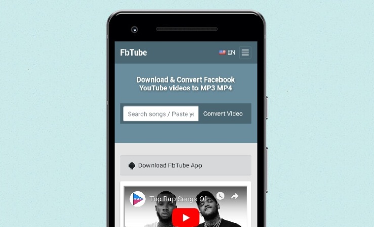 YouTube to MP3 MP4 Converter for Android – Free YouTube